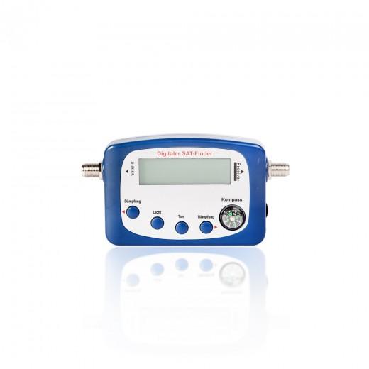 SF 2500 hochempfindliches digitales HD Messgerät mit integriertem Kompass