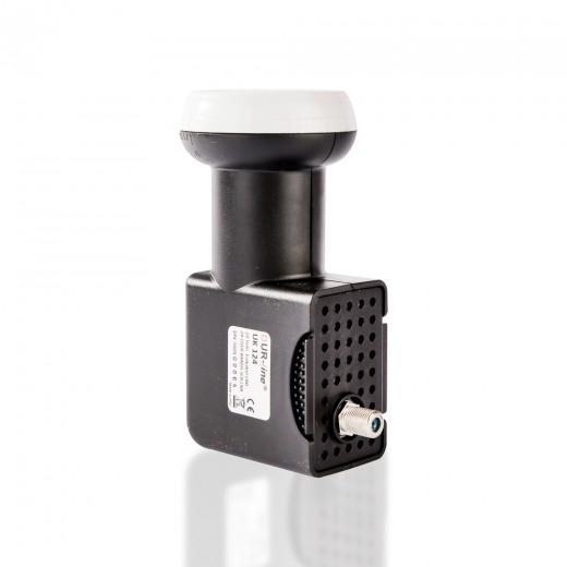 DUR-line UK 124 Einkabel SCR LNB 24 Teilnehmer JESS Standard EN50607