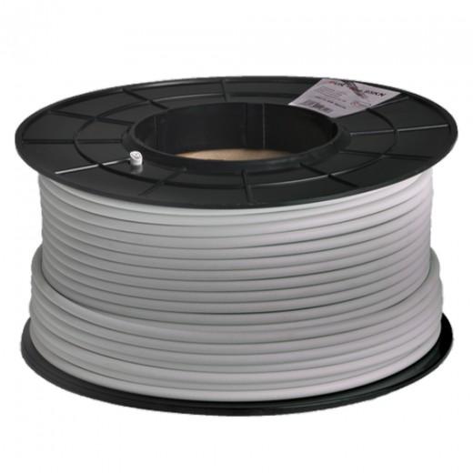 DUR-line DUR 95KN-100 Koaxialkabel 100m-Rolle SAT-Digitalkabel 7mm, 3-fach geschirmt, 1,13 CU