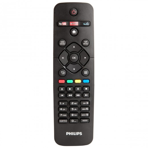 Philips Original Fernbedienung RC 5830 | für BDP2200/12, BDP2205/12, BDP2285/12