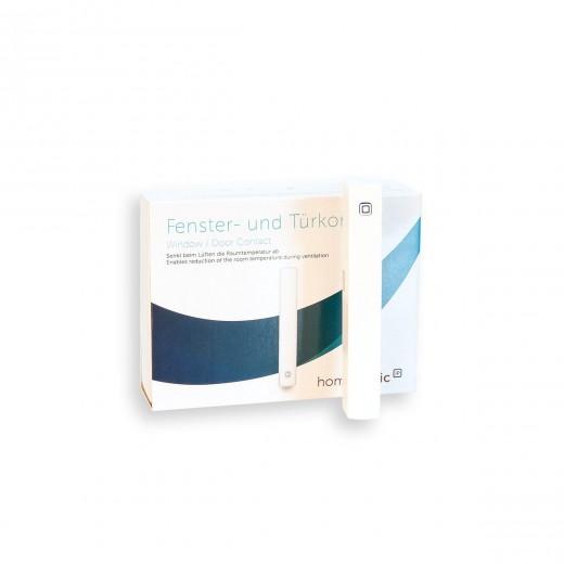 HomeMatic IP Fenster- und Türkontakt optisch 140733A0, HMIP-SWDO