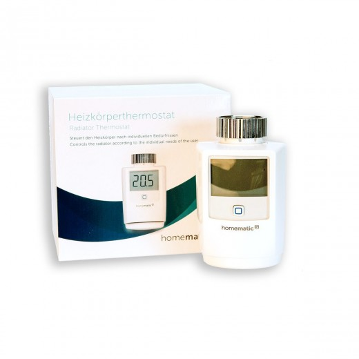 HomeMatic IP Heizkörperthermostat 140280 HMIP-eTRV