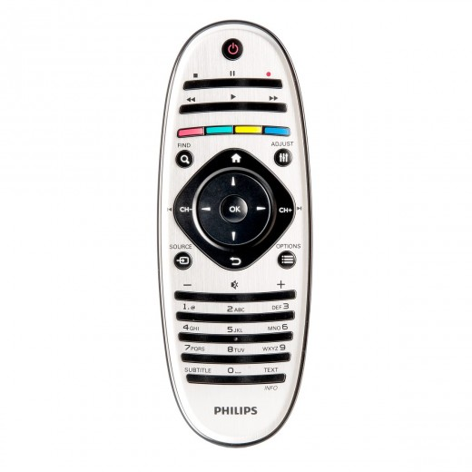 Philips Original Fernbedienung YKF 307-001 für Philips 46PFL6806K02