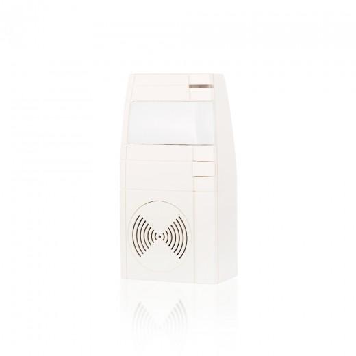 HomeMatic MP3-Funk-Gong mit Signalleuchte 99060 HM-OU-CFM-PI