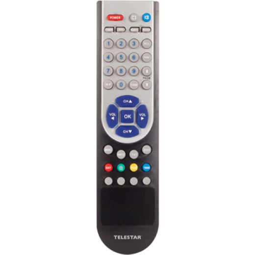 Telestar 5400044 Original-Fernbedienung für TD 1000 S Receiver