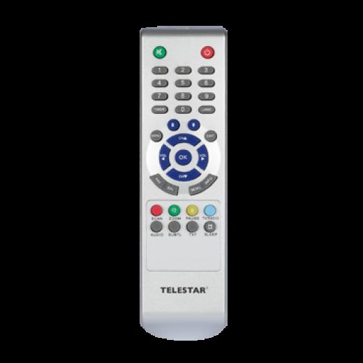 Telestar 5400046 Original-Fernbedienung für TD 1000 T Receiver