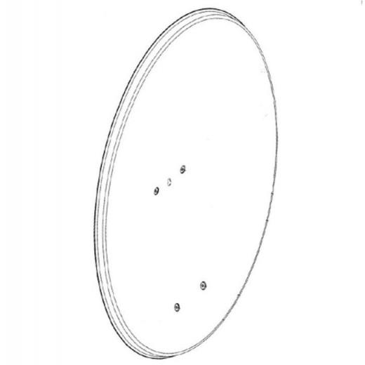 Fuba DAA 110 B nur Reflektor