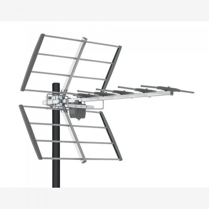 fuba dat 4521 dvb t2 hd antenne 21 elemente uhf antenne. Black Bedroom Furniture Sets. Home Design Ideas
