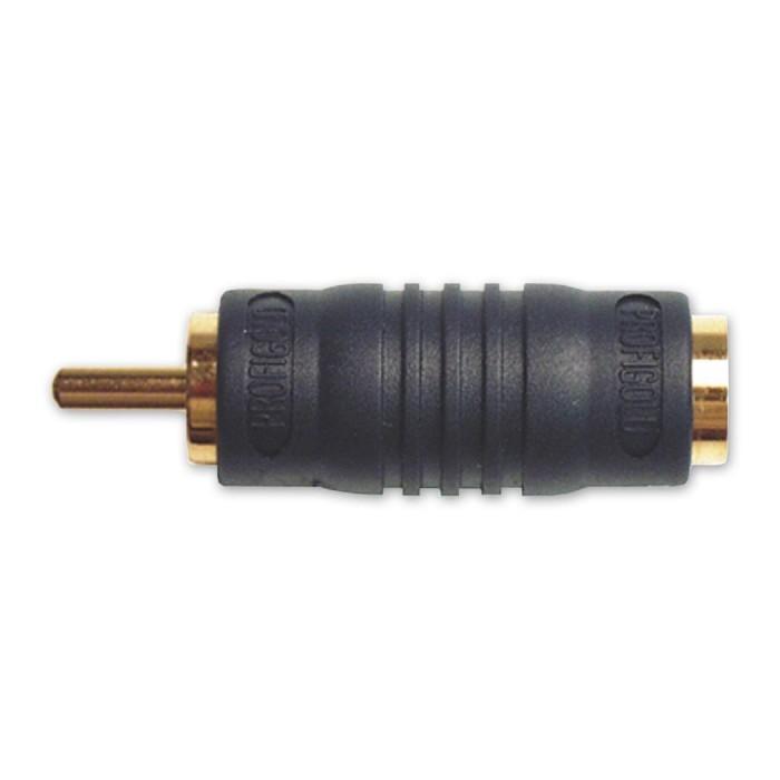 profigold pgp 6501 adapter s vhs kupplung auf cinch. Black Bedroom Furniture Sets. Home Design Ideas