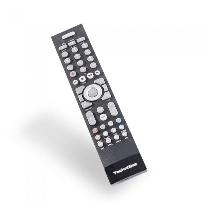 TechniSat TechniControl II 0001//3859 für TechniSat ISIO-Geräte silber//schwarz
