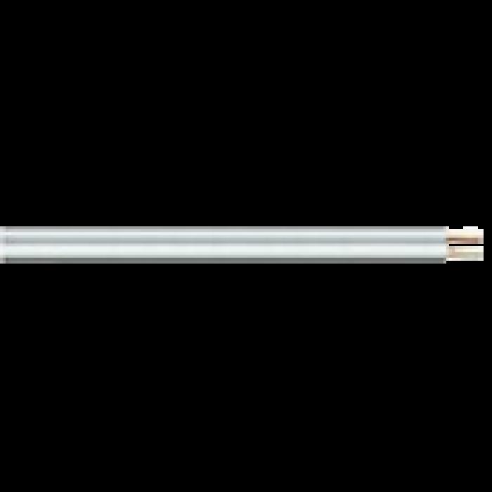 20W Lautsprecherkabel CCA-Leiter, weiß, 20 m Ring, 2 x 0,75 mm²