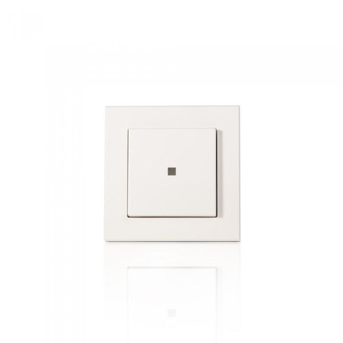homematic funk wandtaster 2 fach 131774 hm pb 2 wm55 2 aufputzmontage sender und controller. Black Bedroom Furniture Sets. Home Design Ideas
