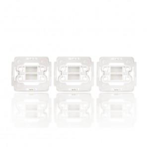 HomeMatic Adapter-Set Berker (B1) 103094 Be1 für Berker Markenschalter 3-er Set