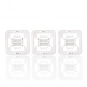 HomeMatic Adapter-Set Kopp (K) 103096 Ko für Kopp Markenschalter 3-er Set