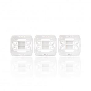 HomeMatic Adapter-Set Berker (B2) 103263 Be2 für Berker Markenschalter 3-er Set