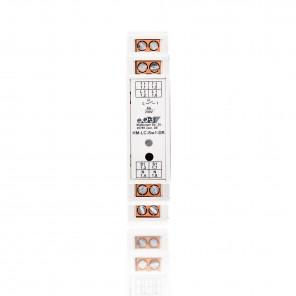 HomeMatic 141378A0 Funk-Schaltaktor für Hutschienenmontage HM-LC-SW-1DR