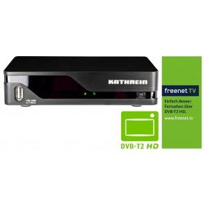 Kathrein UFT 930 schwarz DVB-T2 Receiver
