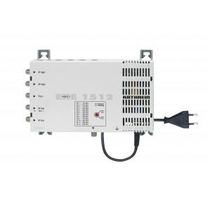 Kathrein EXE 1512 Einkabel-Multischalter Unicable/JESS | bis zu 12 Teilnehmer, ein Satellit, kaskadierbar/Endkaskade