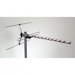 ASCI VUF 115 VHF/UHF-Kombi-Antenne mit 15 Elementen