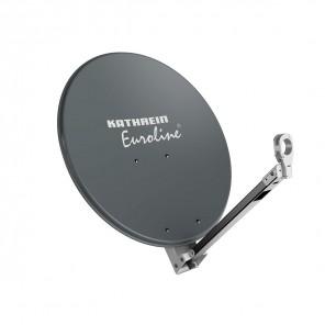 Kathrein Euroline KEA 750/G Aluminium Sat-Antenne 75 cm graphit 20010051