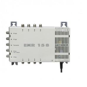 Kathrein EXR 158 Multischalter 5/8 | Sat-Multischalter, 8 Teilnehmer, ein Satellit, HDTV- und 4K-tauglich