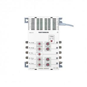 Kathrein VWS 2500 Multischalter-Verteilnetzverstärker 17 bis 24 dB mit Netzteil