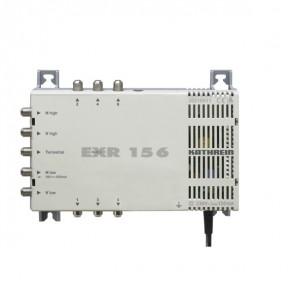 Kathrein EXR 156 Multischalter 5/6 | Sat-Multischalter, 6 Teilnehmer, ein Satellit, HDTV- und 4K-tauglich