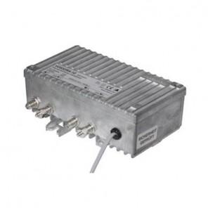 Kathrein VOS 32/RA Hausanschluss-Verstärker | 32dB Verstärkung, eingebautes Netzteil, integrierter Rückkanal
