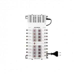Kathrein VWS 2900 Multischalter-Verteilnetzverstärker 17 bis 24 dB mit Netzteil, 2 Satelliten