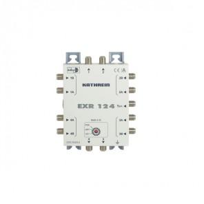 Kathrein EXR 124 DiSEqC-Umschaltmatrix 4x2 auf 1