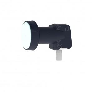 Inverto Premium Single LNB 1 Teilnehmer IDLP-SNL410-PREMU-OPN | HDTV, UHD/4K, 3D, 4G/LTE-Schutz, PLL-Oszillator