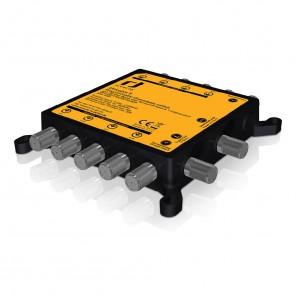 Inverto IDLU UST 110-CU010-32P UnicableII-Multiswitch,32UB,kask.,NT,Quattro