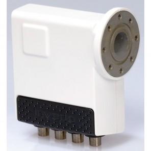 ASCI LQS 400 Quattro-Switch Flansch-LNB
