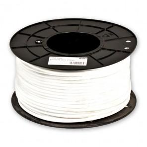 Fuba GKA 726 Sat-Koaxkabel 100m 95 dB | weiß, digital, halogenfrei, LSZH