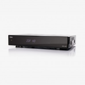 Fuba ODS 400 HDTV Twin Sat-Receiver Full HD mit Internetfunktion