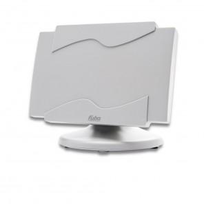 Fuba DAT 650 DVB-T2 HD aktive Innen-/Außenantenne | wasserfest, 16-19 dB Verstärkung | B-Ware