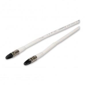Fuba FCC 110 Vorgefertigtes LWL-Glasfaserpatchkabel für MATV-Lösungen mit CLIK-Stecker auf CLIK-Stecker in 10m Länge
