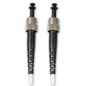 Fuba FFF 115 Vorgefertigtes LWL-Glasfaserpatchkabel für MATV-Lösungen mit FC/PC-Stecker auf FC/PC-Stecker in 15m Länge