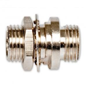 Fuba FFF 100 Optischer Kabelverbinder für zwei Lichtleiterkabel mit FC/PC Steckern