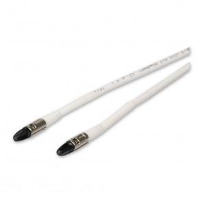 Fuba FCC 103 Vorgefertigtes LWL-Glasfaserpatchkabel für MATV-Lösungen mit CLIK-Stecker auf CLIK-Stecker in 3m Länge
