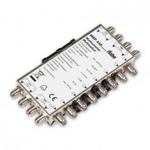 Fuba MSP 448 Multischalter 4/8 ohne Netzteil | 4 Eingänge, 8 Ausgänge, 4 Stammausgänge, kaskadierbar