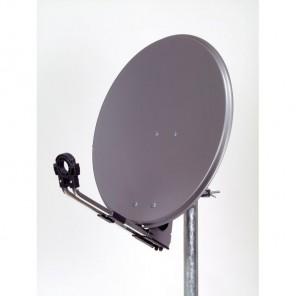 OFA 601 C - hochwertige Satellitenschüssel Aluminium graphit 60cm