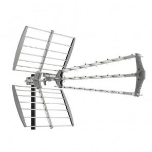 Fuba DAT 912 UHF- + DVB-T Außenantenne 470-860 MHz   27 Elemente