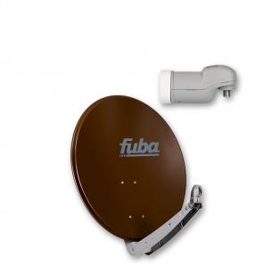 Fuba DAA 650 B + Fuba DEK 106 Single-LNB Außeneinheit für einen Teilnehmer, 1 Satellit