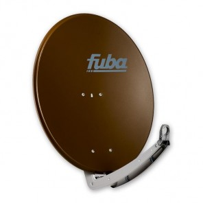 Fuba DAA 780 B - Satellitenschüssel braun 78cm