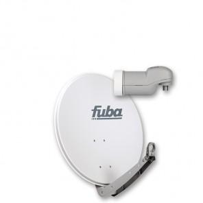 Fuba DAA 650 G + Fuba DEK 106 Single-LNB Außeneinheit für einen Teilnehmer, 1 Satellit