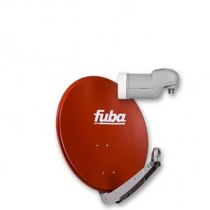 Fuba DAA 650 R + Fuba DEK 106 Single-LNB Außeneinheit für einen Teilnehmer, 1 Satellit