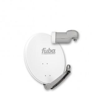 Fuba DAA 650 W + Fuba DEK 106 Single-LNB Außeneinheit für einen Teilnehmer, 1 Satellit