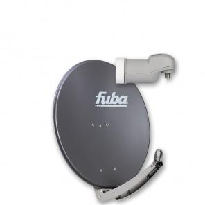 Fuba DAA 780 A + Fuba DEK 106 Single-LNB Außeneinheit für einen Teilnehmer, 1 Satellit