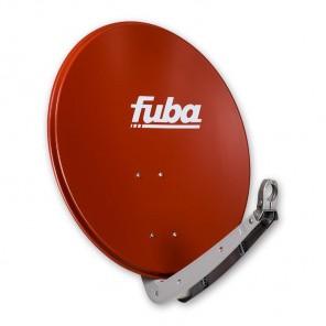 Fuba DAA 650 R - Satellitenschüssel ziegelrot 65cm